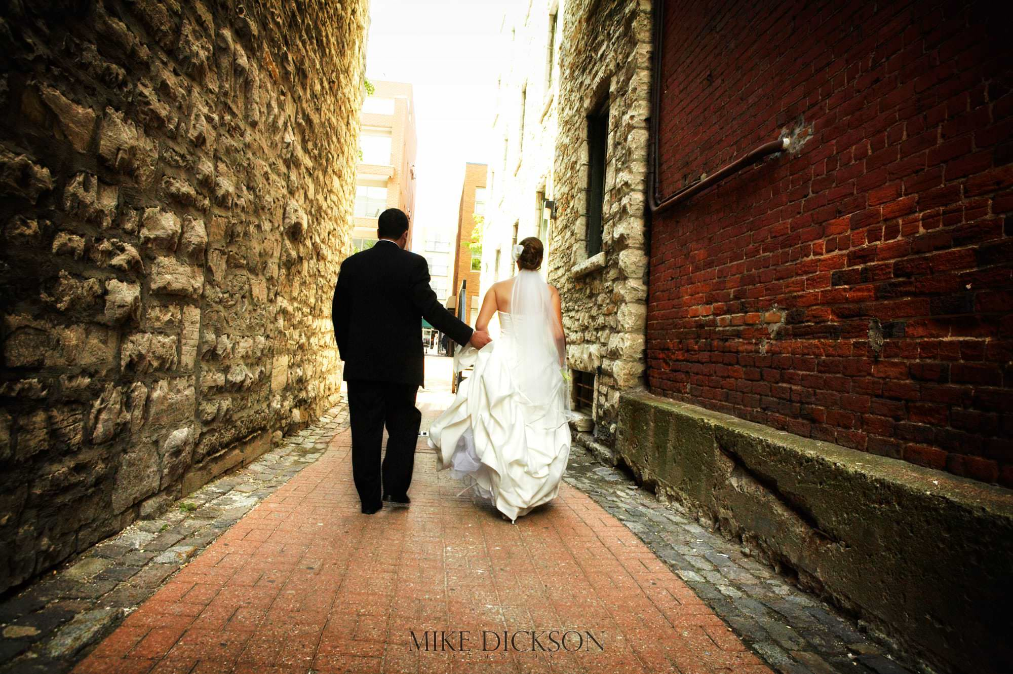 Byward Market, Ontario, Ottawa, Spring, Wedding, © Mike Dickson