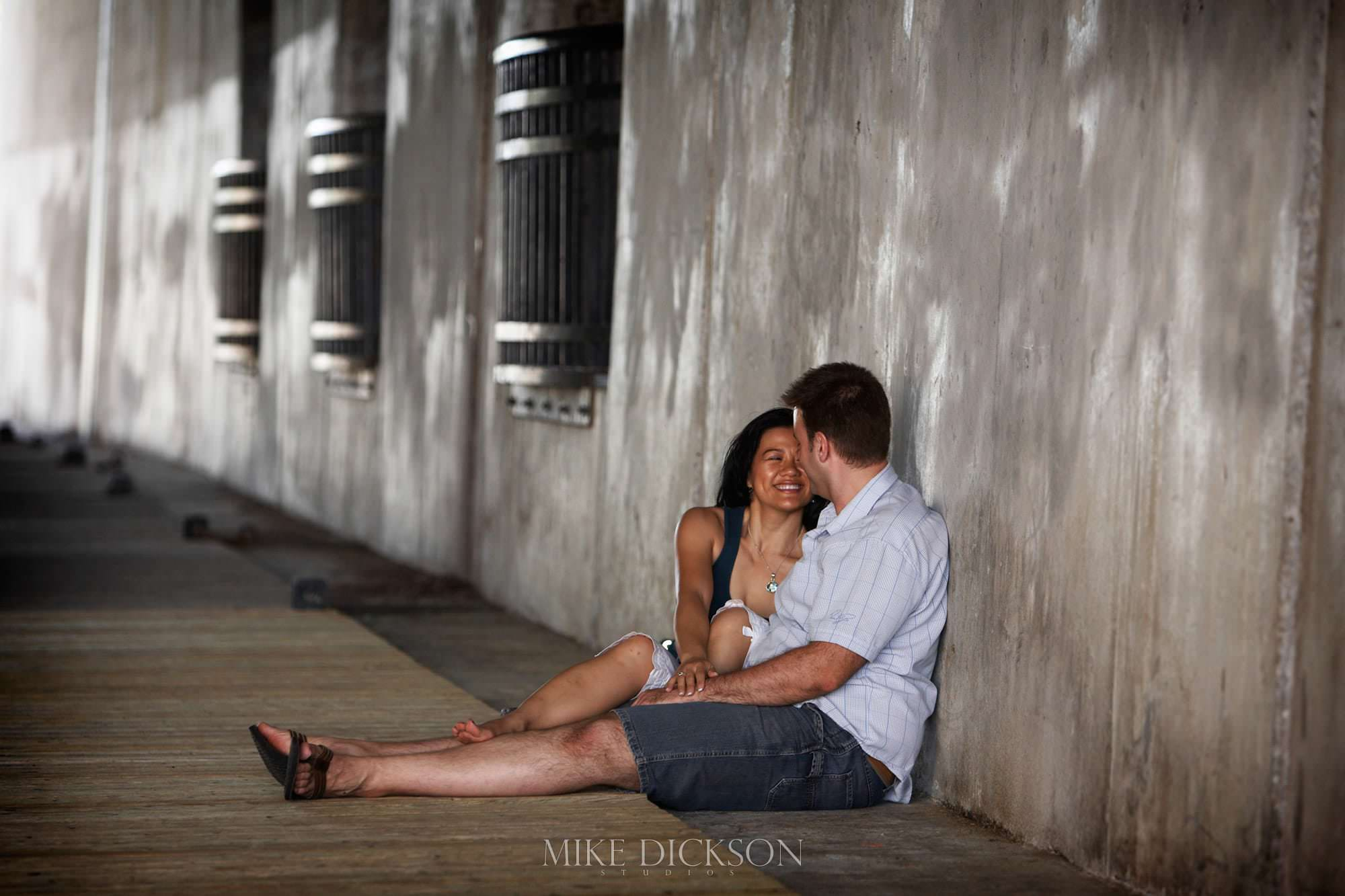 Byward Market, Engagement, Ontario, Ottawa, Rideau Canal, Spring, © Mike Dickson