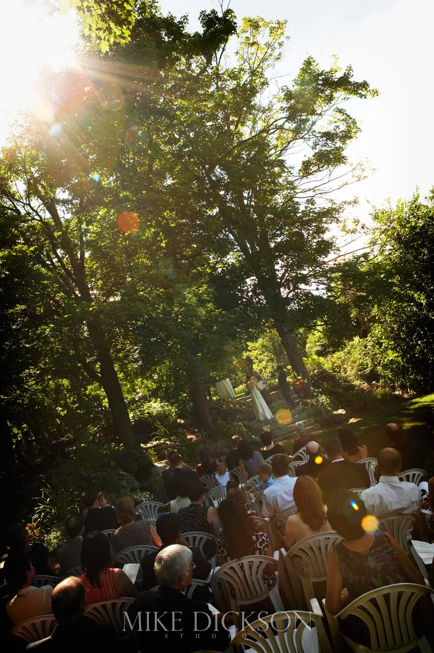 Ceremony, Ontario, Ottawa, Stanley's Old Maple Lane Farm, STD, Summer, Wedding, © Mike Dickson