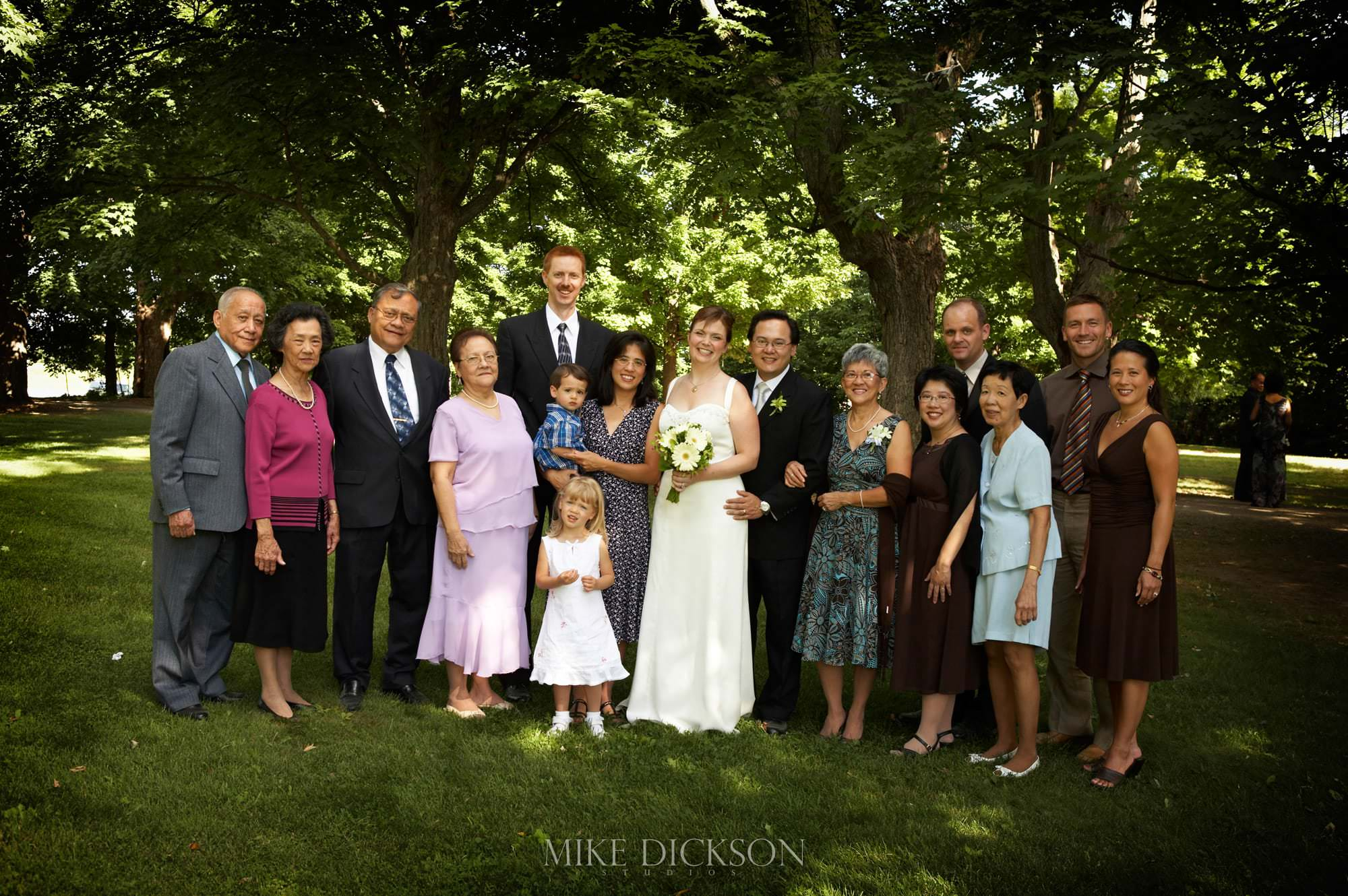 Family, Ontario, Ottawa, Stanley's Old Maple Lane Farm, STD, Summer, Wedding, © Mike Dickson