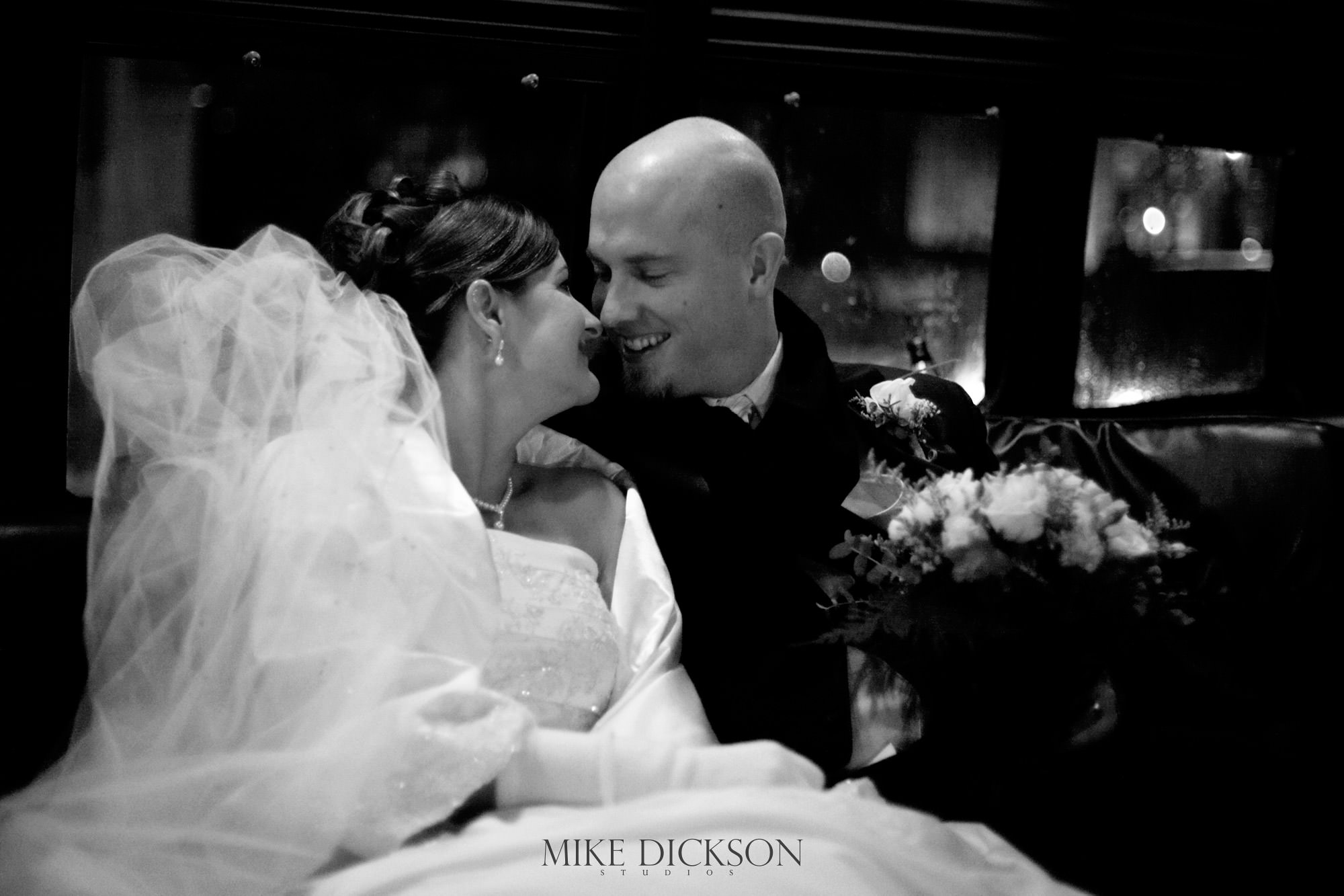 Magic, Officer's Mess, Ontario, Ottawa, Wedding, Winter, © Mike Dickson
