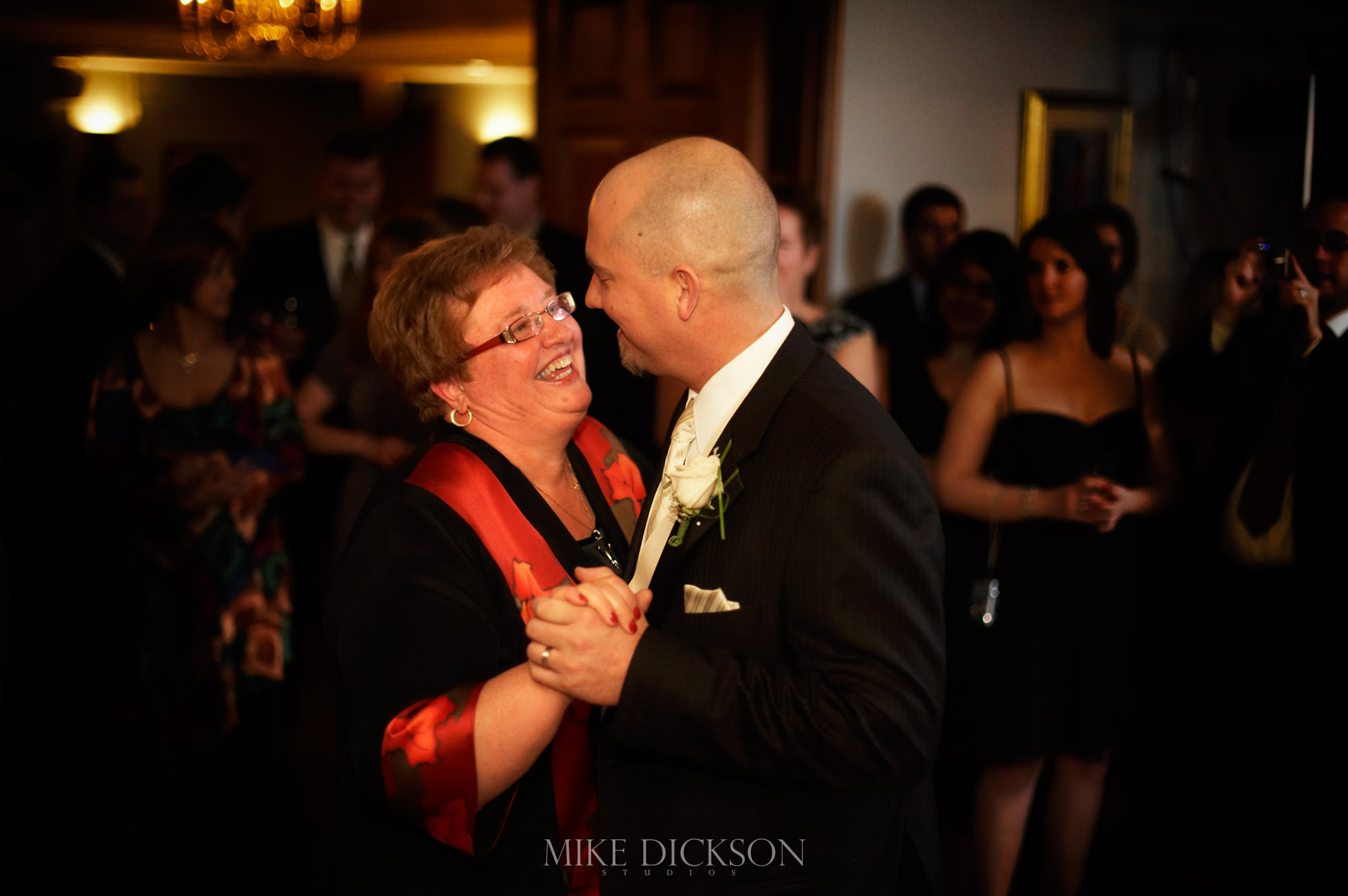Celebration, Officer's Mess, Ontario, Ottawa, Reception, Wedding, Winter, © Mike Dickson