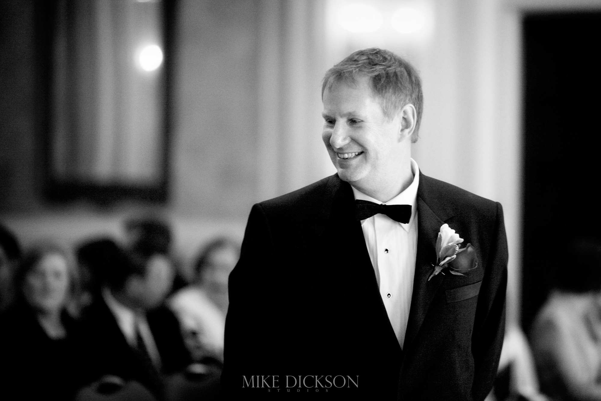 Chateau Laurier, Ontario, Ottawa, Preparation, Wedding, © Mike Dickson