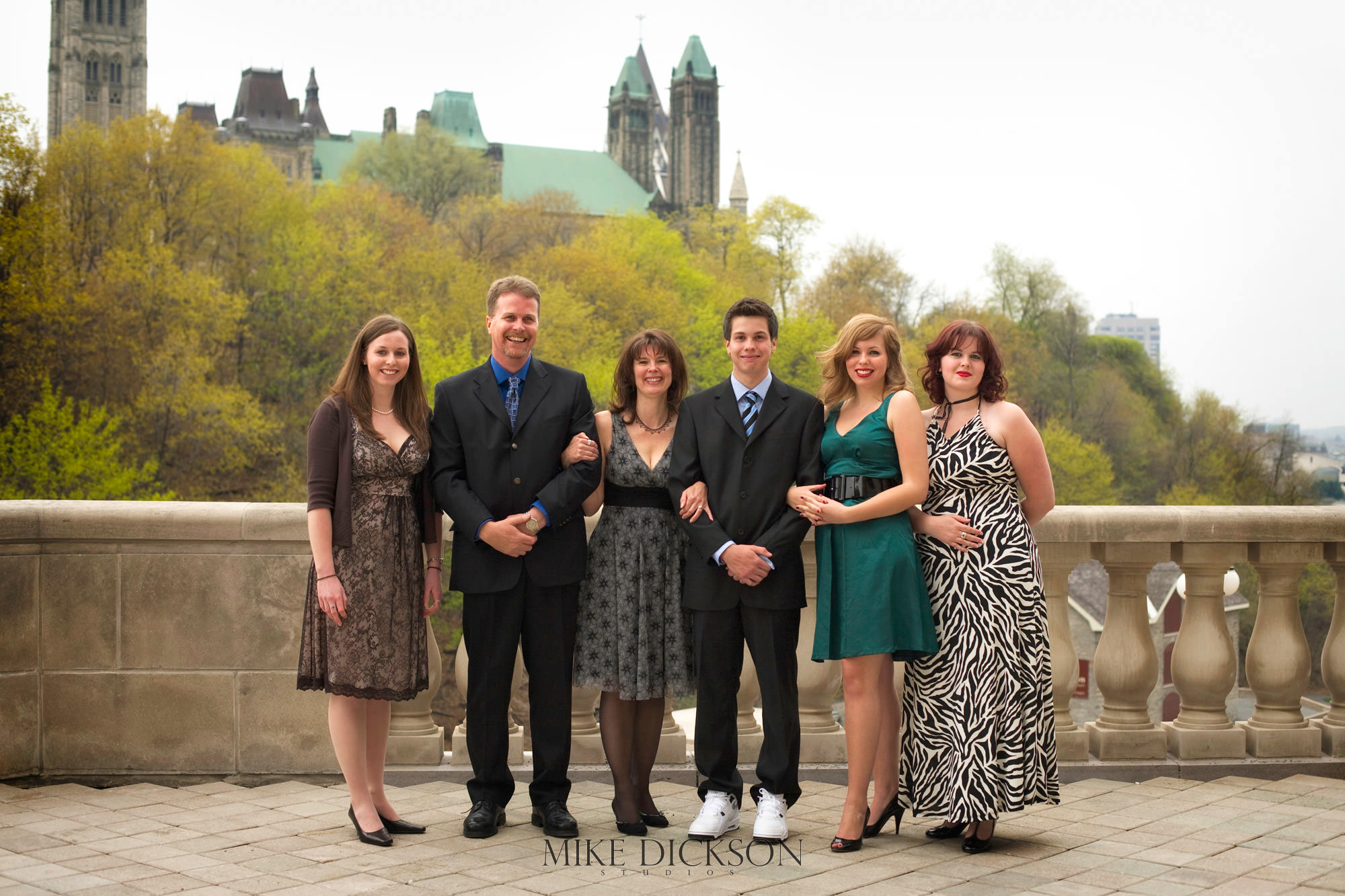 Chateau Laurier, Family, Ontario, Ottawa, Wedding, © Mike Dickson