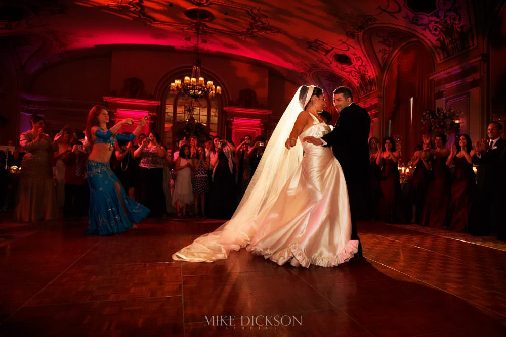 Dalida + Gerard's Wedding at the Chateau Laurier