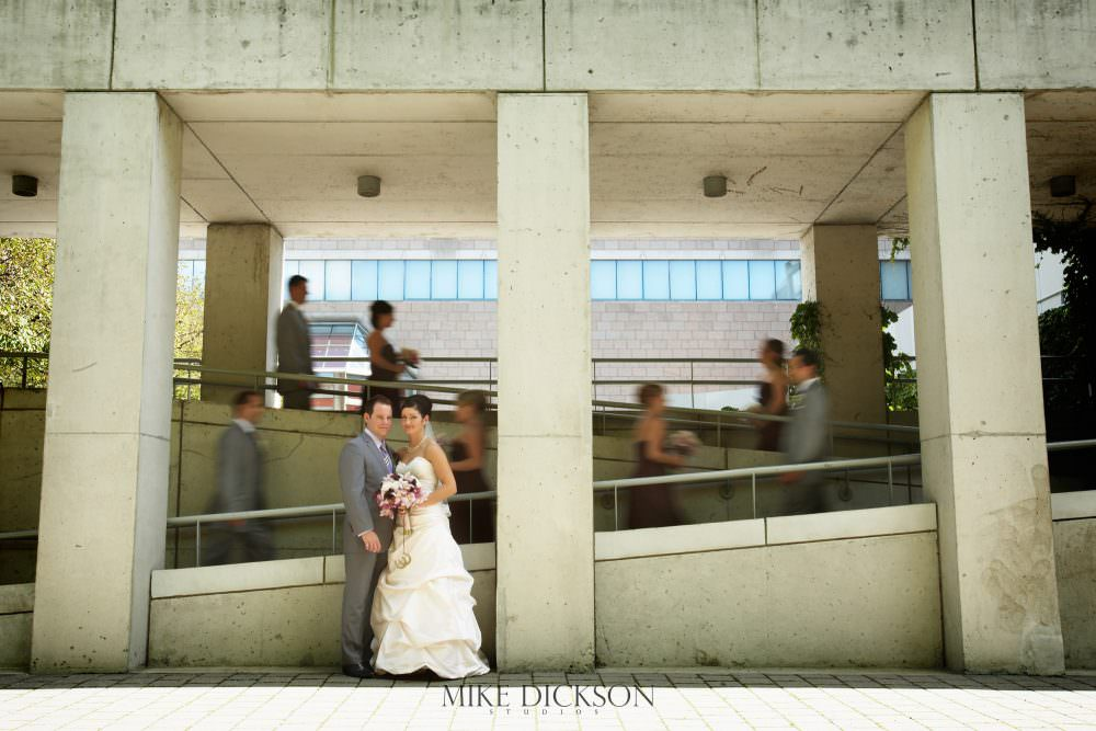 Amanda + Dan's Wedding at the Rockliffe Pavilion