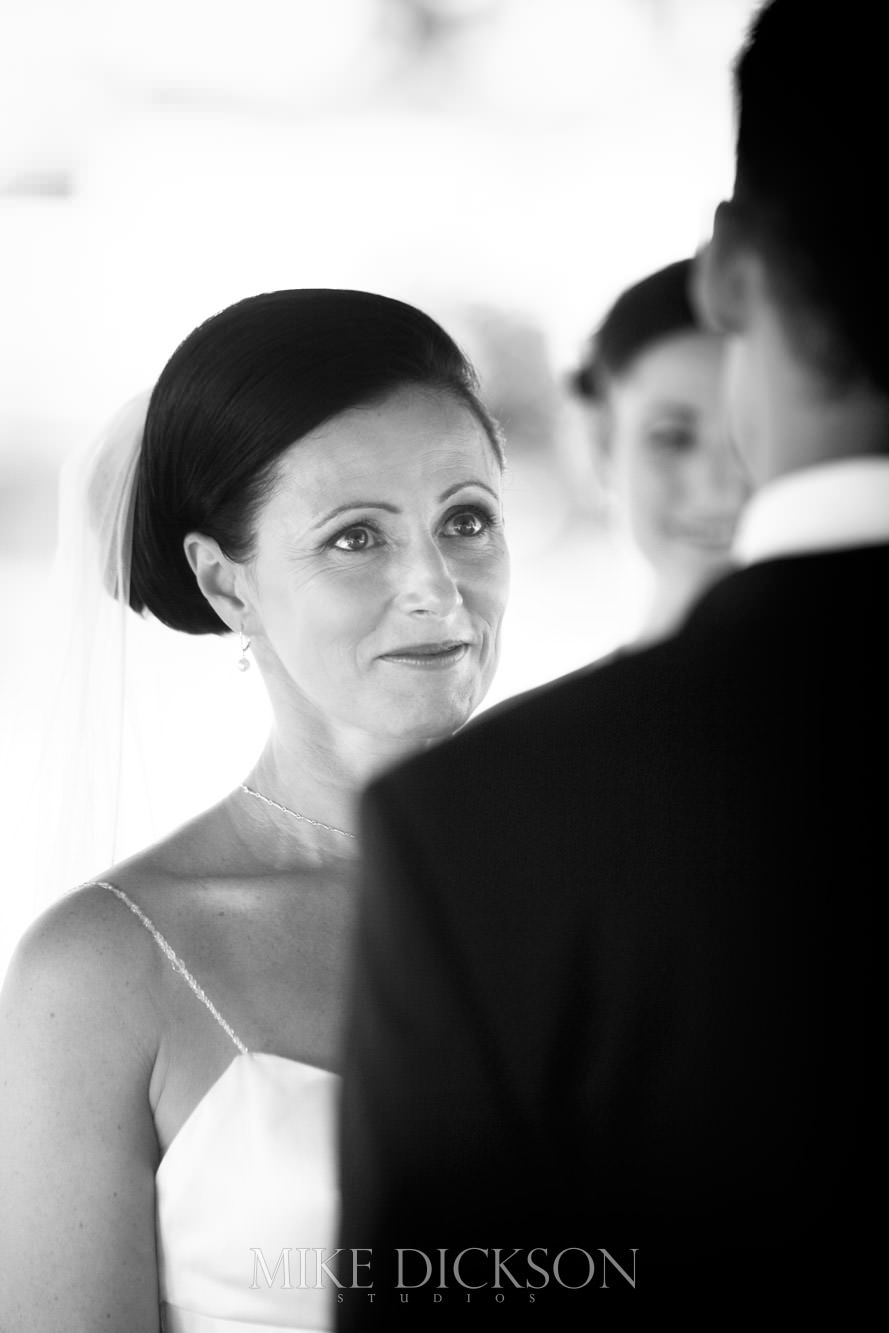Bate Island, Ceremony, Ontario, Ottawa, Summer, Wedding, © Mike Dickson