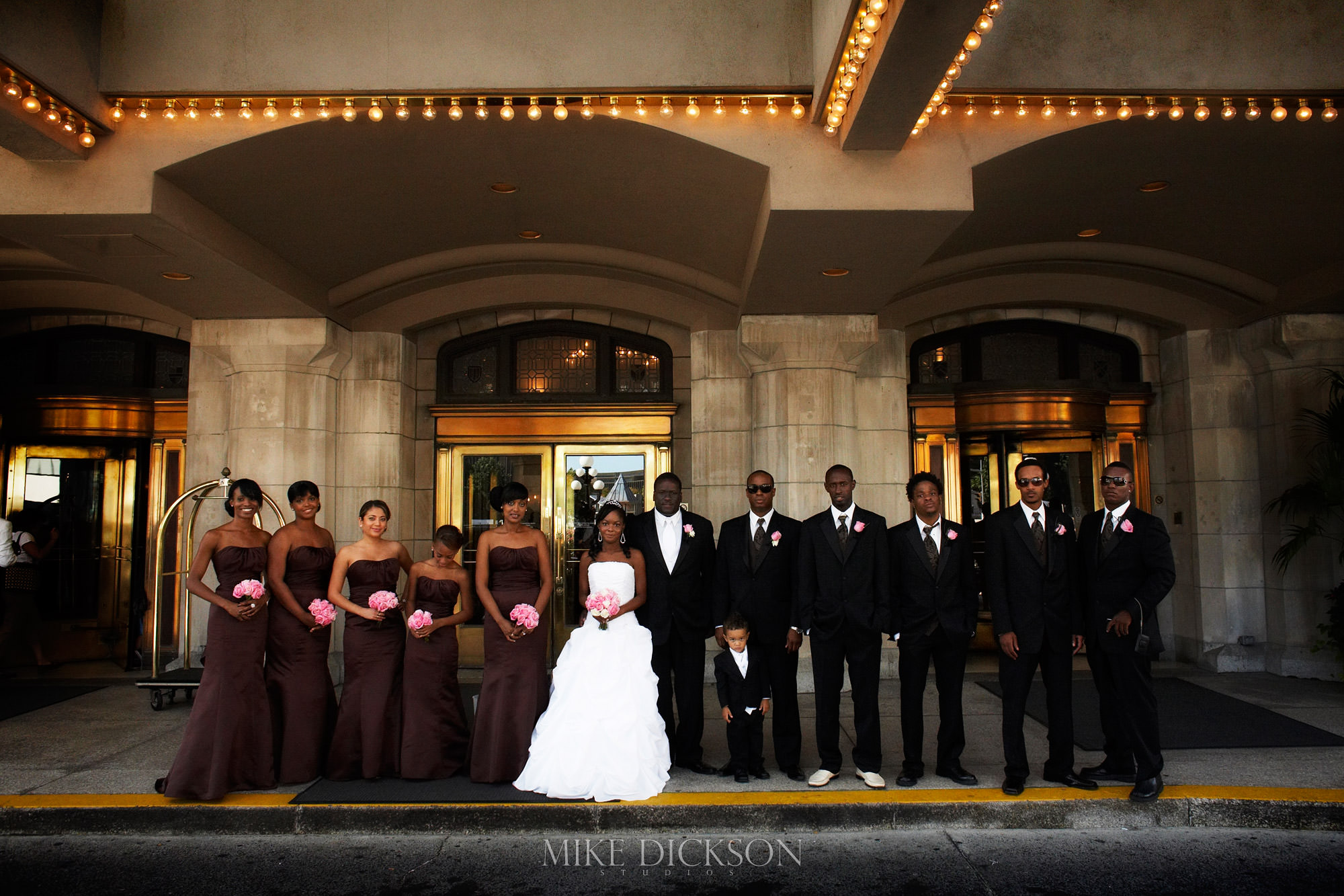 Chateau Laurier, Family, Ontario, Ottawa, Summer, Wedding, © Mike Dickson