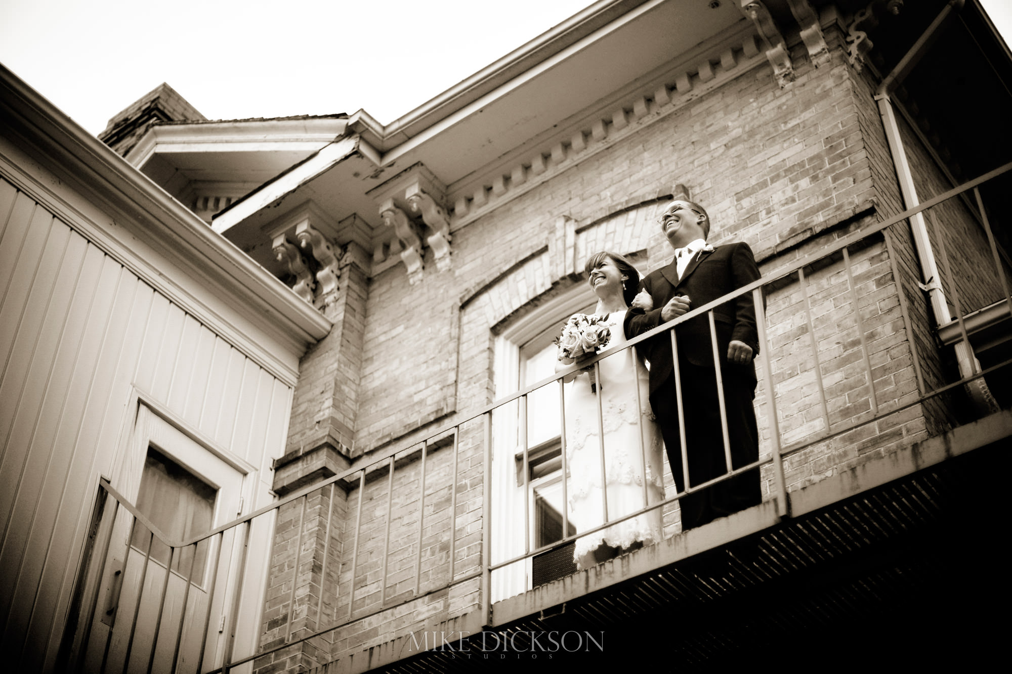 Autumn, Fall, Ontario, Perth, Perth Manor, Wedding, © Mike Dickson