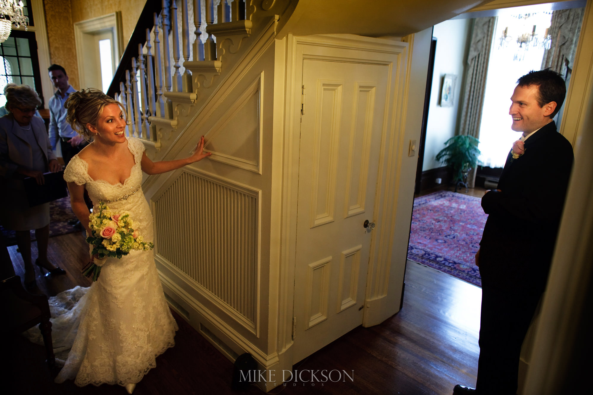 Ontario, Perth, Perth Manor, Preparation, Summer, Wedding, © Mike Dickson