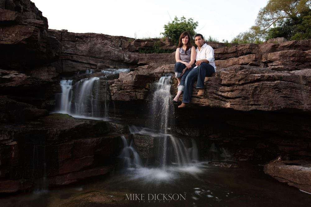 Almonte, Engagement, Ontario, Summer, © Mike Dickson