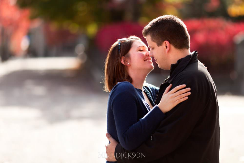 Karolyn + Malcolm's Engagement in the Byward Market