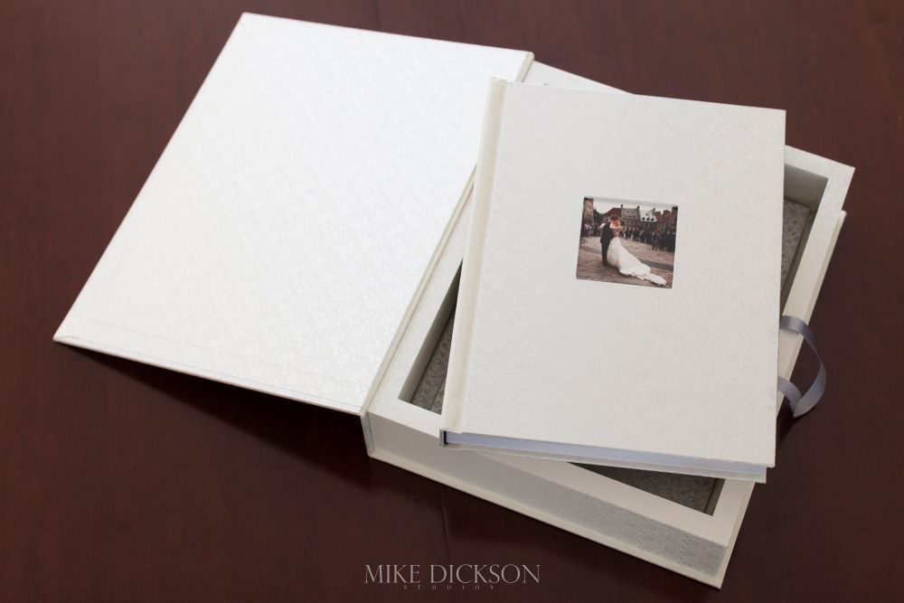 Isabelle and Jérôme's Wedding Albums