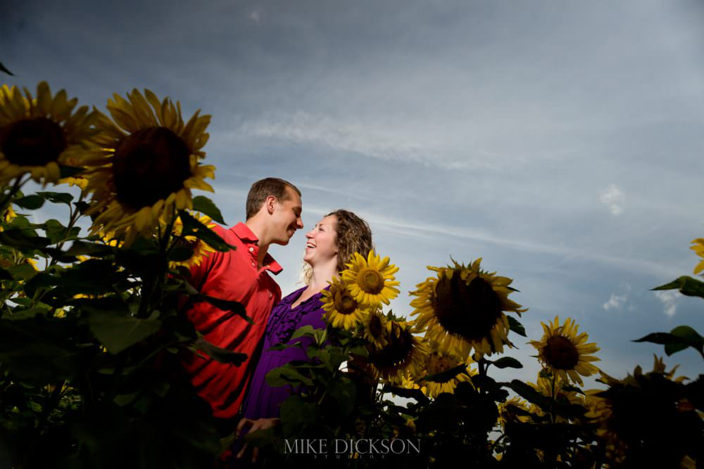 Jessica + Dave's Engagement at the Experimental Farm