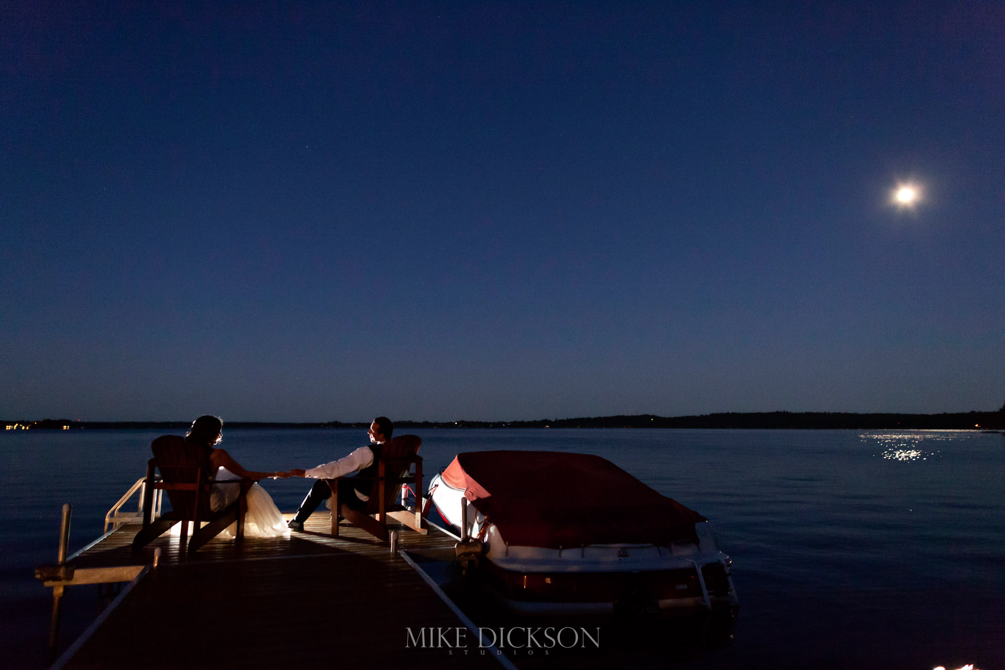 Calabogie, Ontario, Summer, Wedding, © Mike Dickson