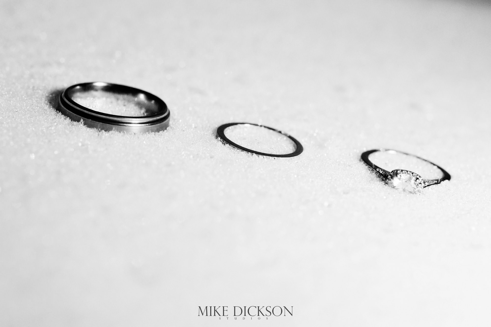 Chateau Cartier, Ontario, Ottawa, Wedding, Winter, © Mike Dickson