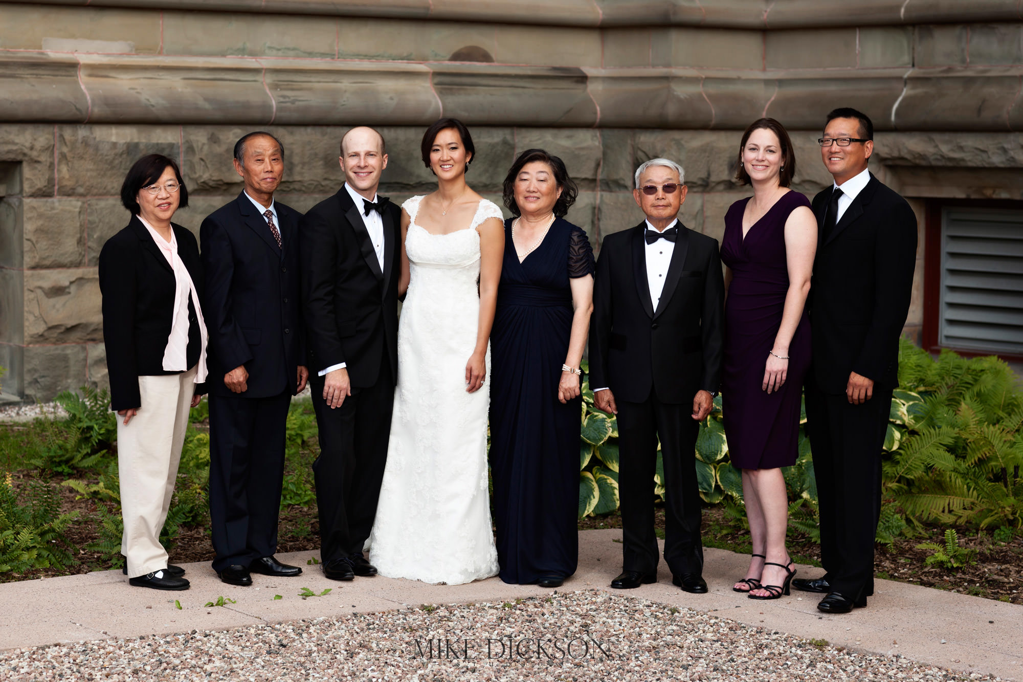 Family, Museum of Nature, Ontario, Ottawa, Summer, Wedding, © Mike Dickson