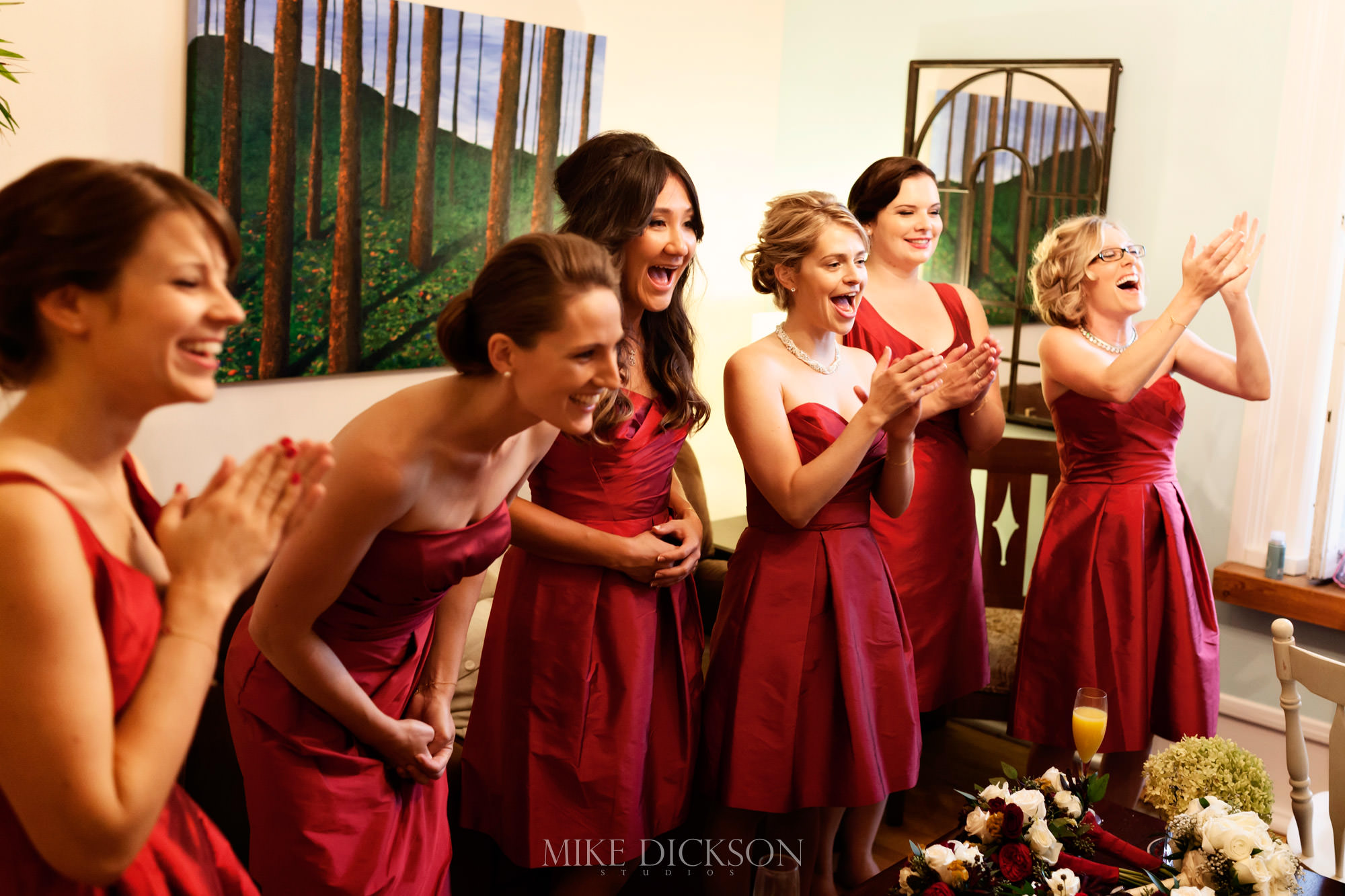 Ontario, Ottawa, Preparation, Summer, Wedding, © Mike Dickson