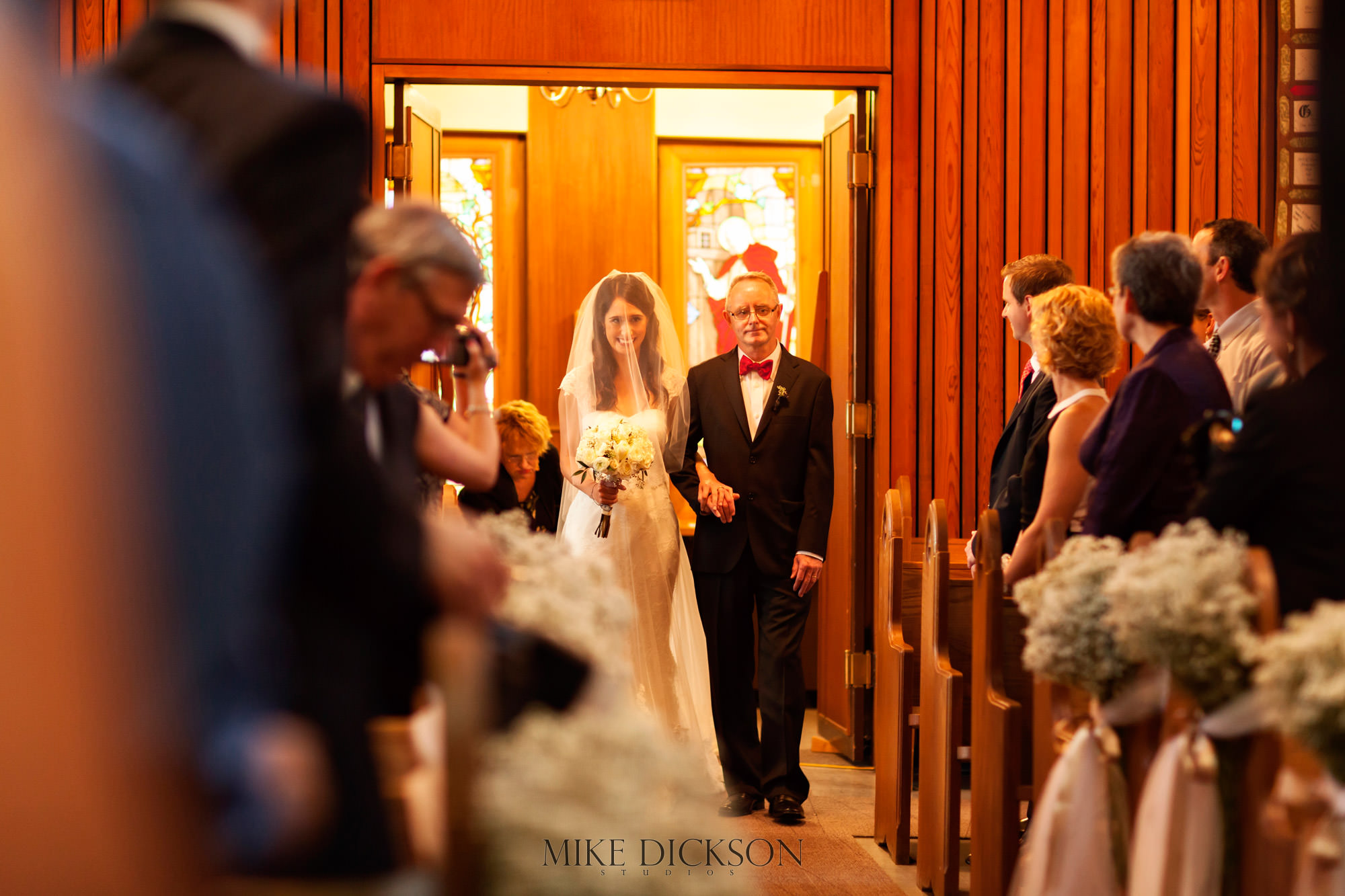 Ontario, Ottawa, St James Church Glebe, Summer, Wedding, © Mike Dickson