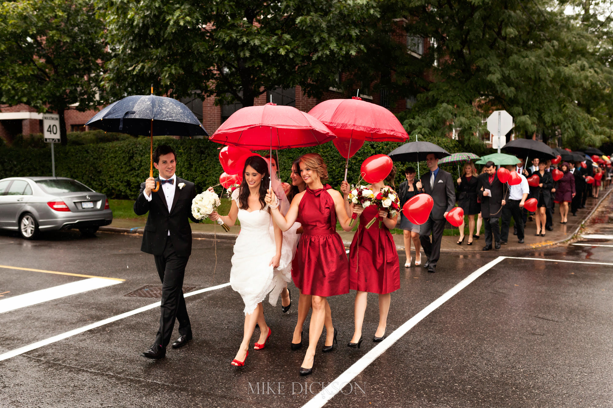 Glebe Community Centre, Ontario, Ottawa, Summer, Wedding, © Mike Dickson
