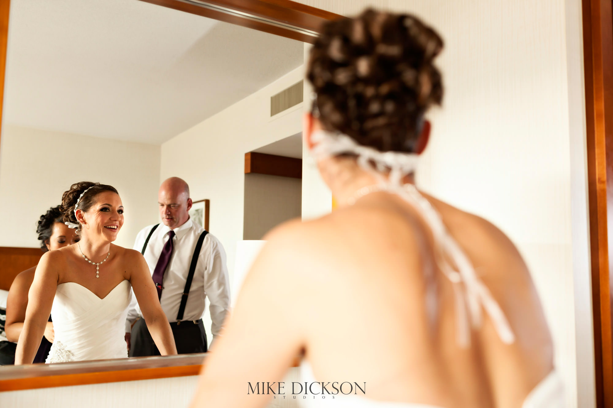 Ontario, Ottawa, Preparation, Summer, Wedding, Westin Hotel, © Mike Dickson