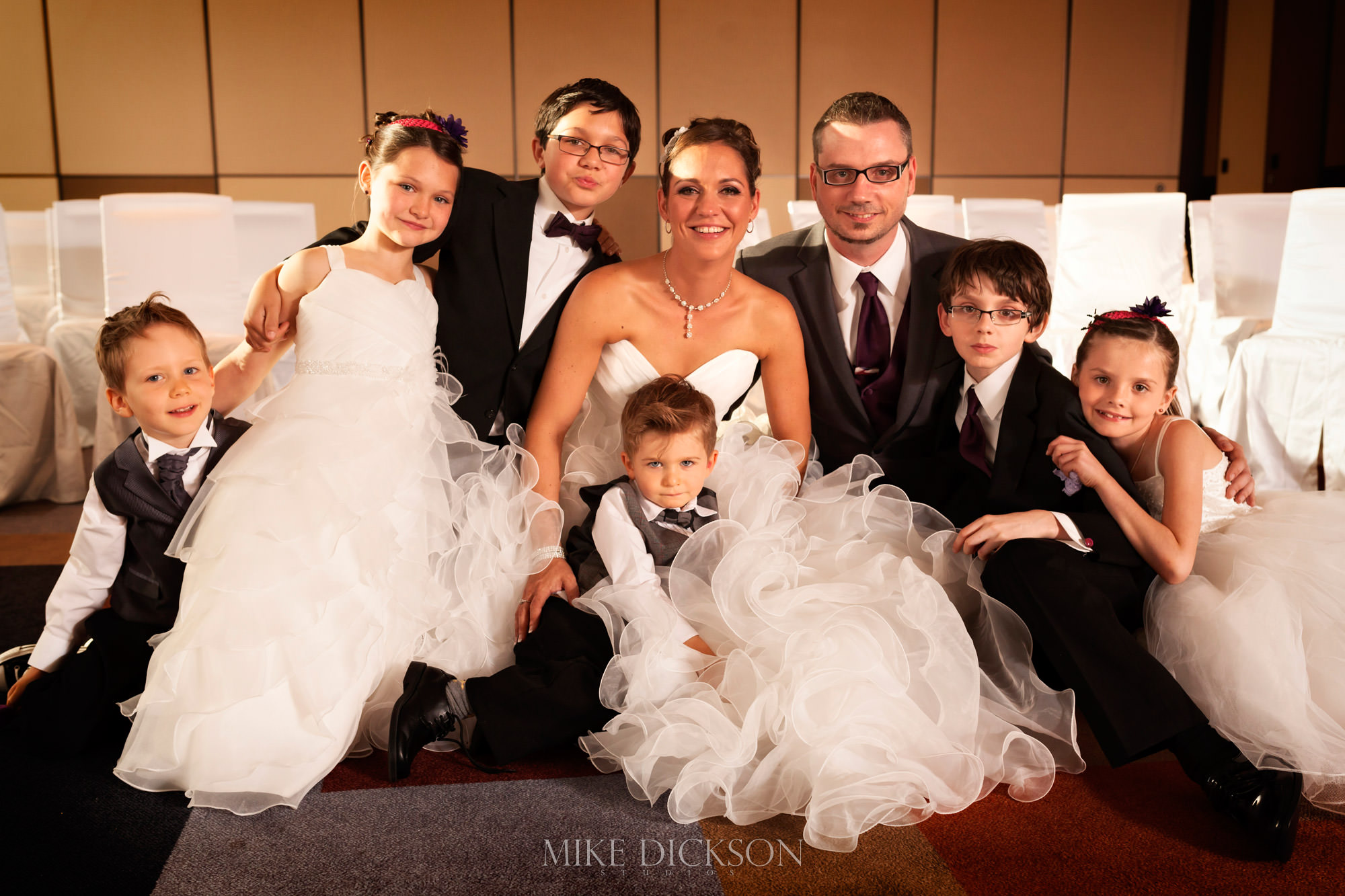 Family, Ontario, Ottawa, Summer, Wedding, Westin Hotel, © Mike Dickson