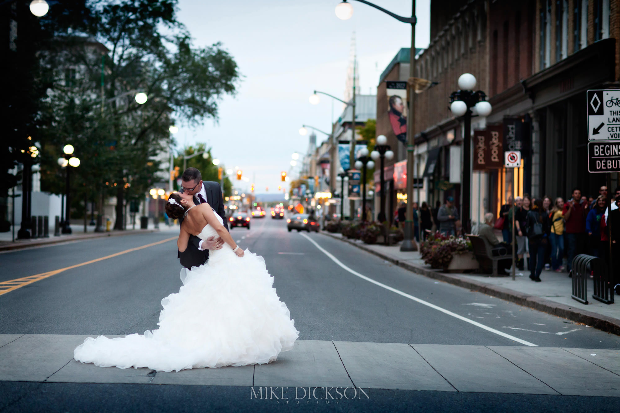 Byward Market, Magic, Ontario, Ottawa, Summer, Wedding, © Mike Dickson